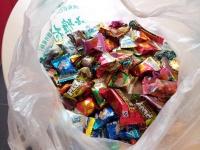 Chinese Sweets aus der  Wundertüte