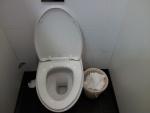 Toilettengeschichten – Sitztoilette missverstanden