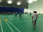 Badminton bleibt Badminton