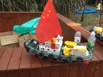 Großer Kapitän – Chinesischer Spaß an kleinen Freuden