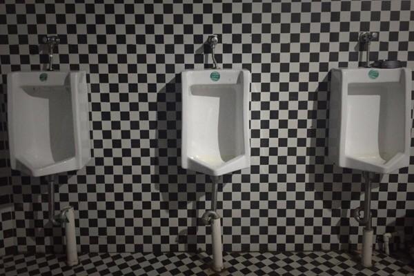 Toilette mal anders
