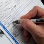 Bankbesuch – Auslandsüberweisung Nr. 2