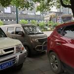 Parken a la China