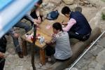 Der Chinese und das Kartenspiel