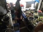 Durch die Küche