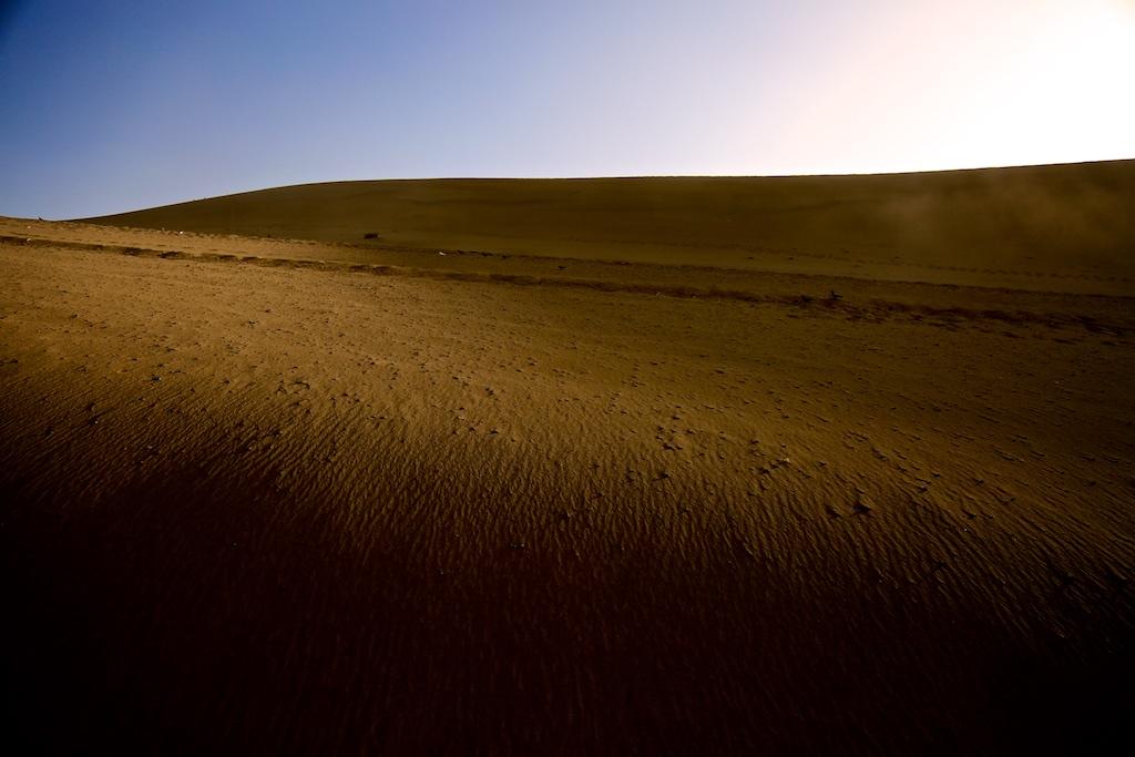 Die Wüste lebt – Dunhuang, ein Bilderbuch (Teil 1)