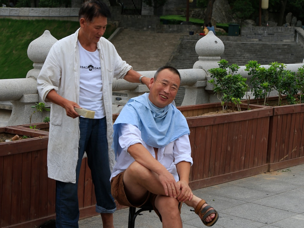 Der Barbier von Xi'an