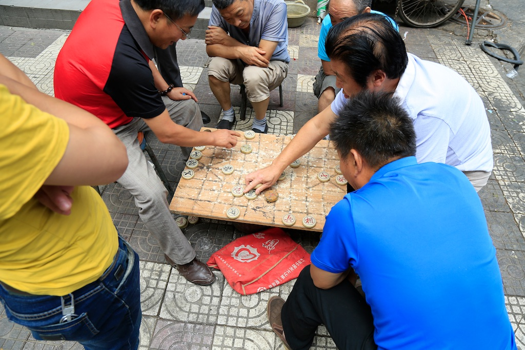 Schach in China