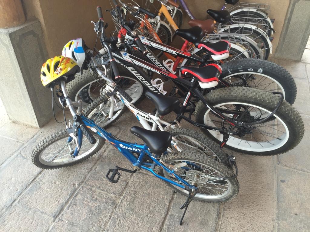 Sand Bikes