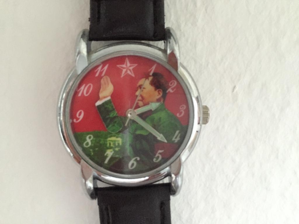 Uhren in Deutschland, wie in China