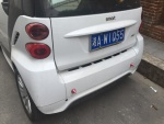China Micro Cars –  Der Smart als römischer Kampfwagen