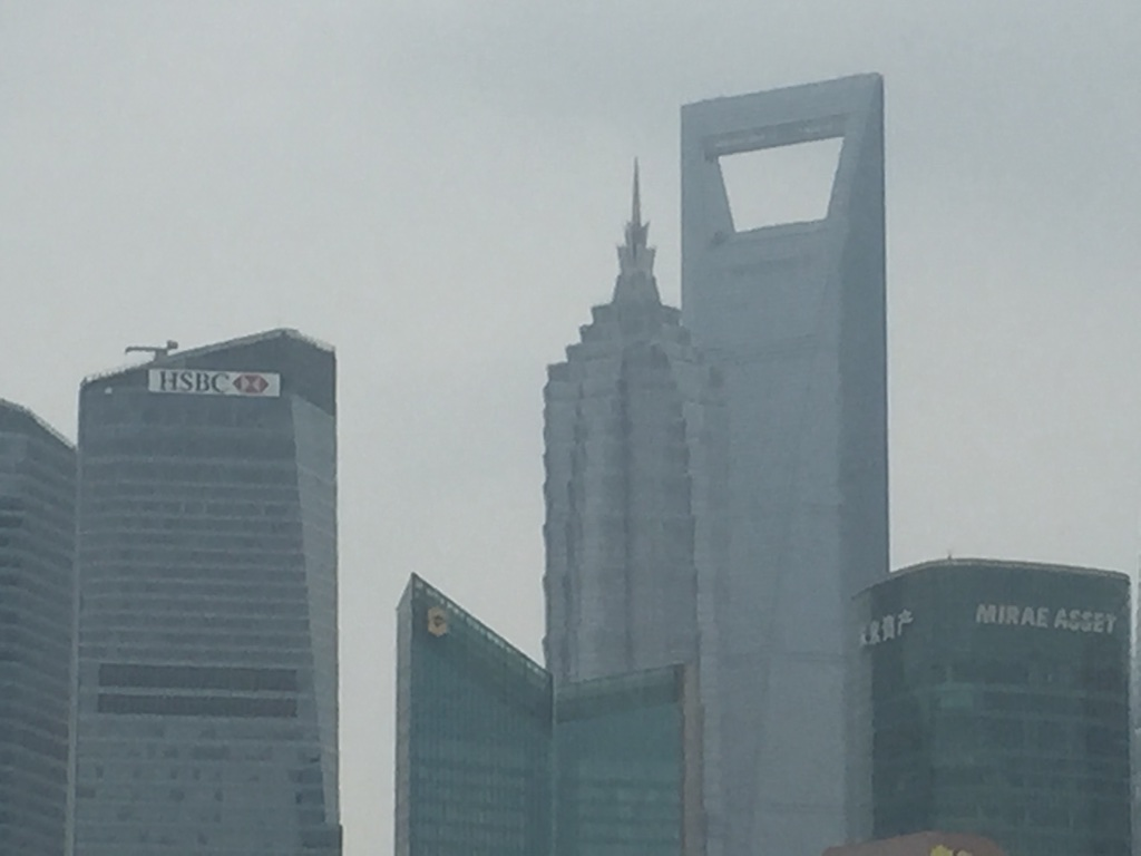 Dachkonstruktionen in China – Shanghai