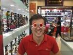 Eine neue Brille