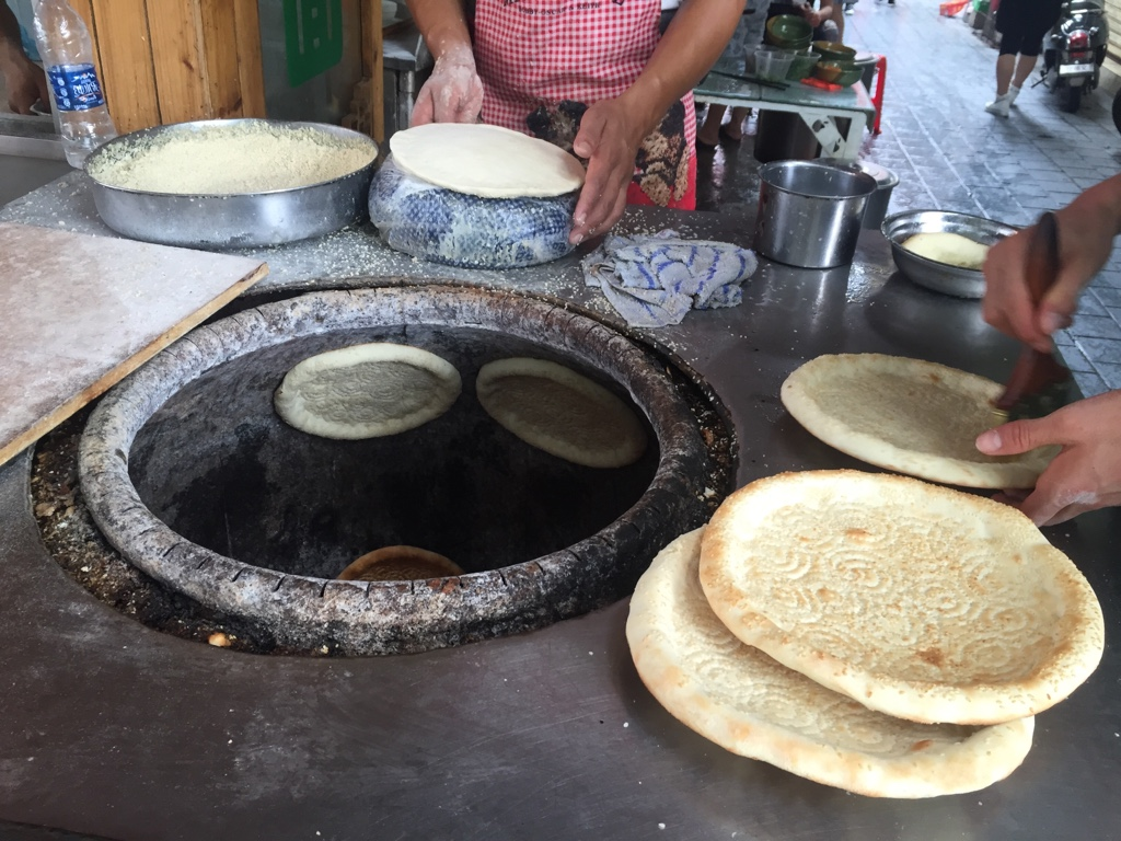 Brot in Guilin