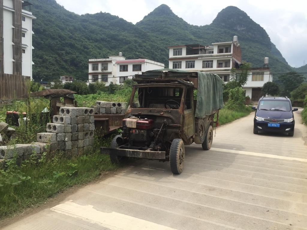 Guilin – Wieder da, zum ersten Mal da