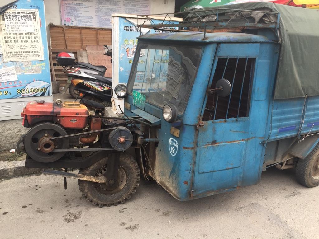 Das Laster von Guilin