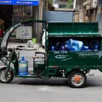 Wasserwagen als Microcars