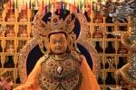 Kleine Tempel und der chinesische Bacchus