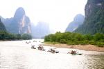Bootstour von Guilin nach Yangzhou