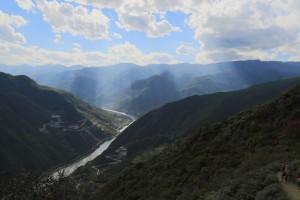 Shangri La, Lixiang und die Tigersprungschlucht