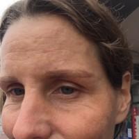 Augenbraue – Zwei von Drei