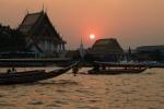 Bangkok am Abend