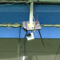 Routerinstallation – Erdbebensicher