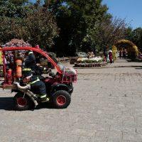 Die Feuerwehr von Lijiang