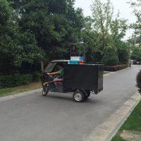 Lieferservice in China, eine wichtige Sache