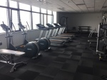 Gym in der Firma